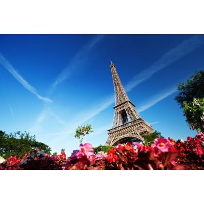 Πύργος του Άϊφελ - Θέα από χαμηλά